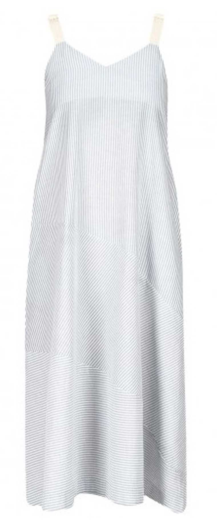 Cotton slip dress, Rs. 8,385, Dhurv Kapoor @ Perniaspopupshop.com