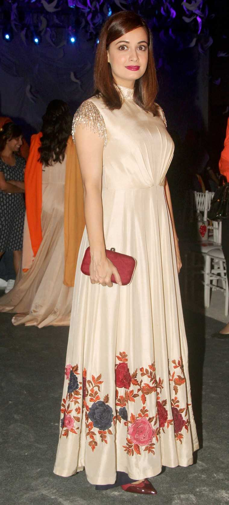 5f1311f287 Dia Mirza s fashion file