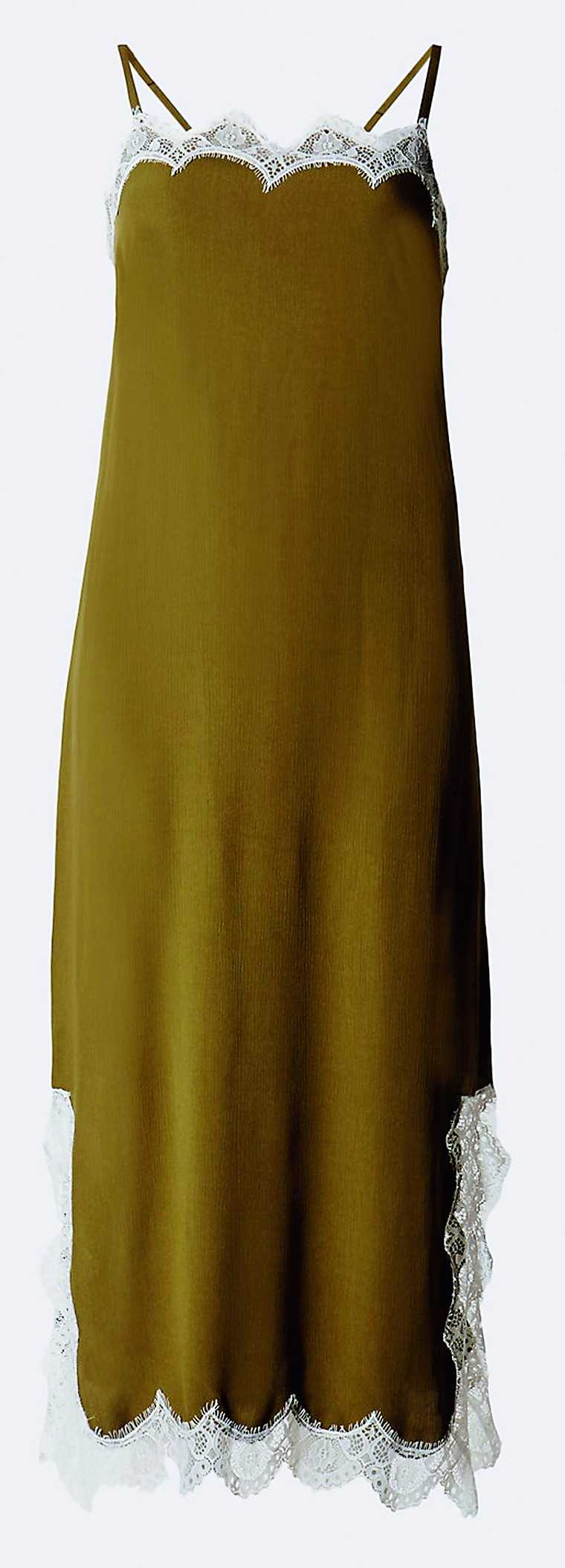 Viscose dress, Rs.3,499, Marks & Spencer