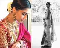 Sonam Kapoor takes the sari to town