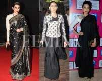 Karisma Kapoor's top monochrome looks