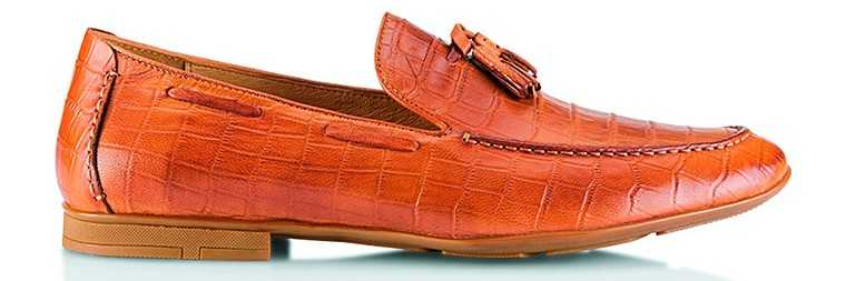 Leather loafers, Rs.9,990, Tresmode