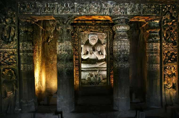List of world heritage sites in india for Ajanta cuisine of india