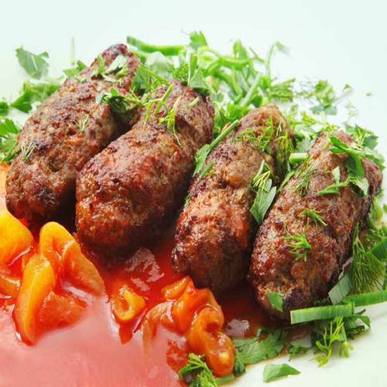 Darbari kebab