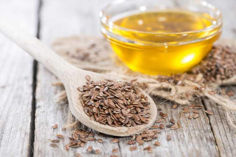 Flaxseed paste