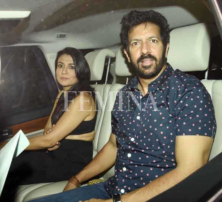 Mini Mathur-Kabir khan