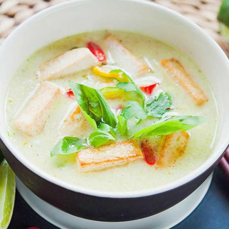 Paneer soup
