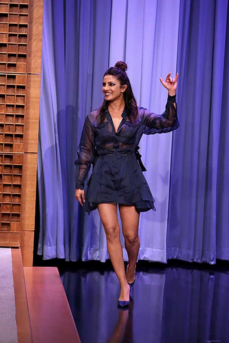 Sheer Priyanka Chopra