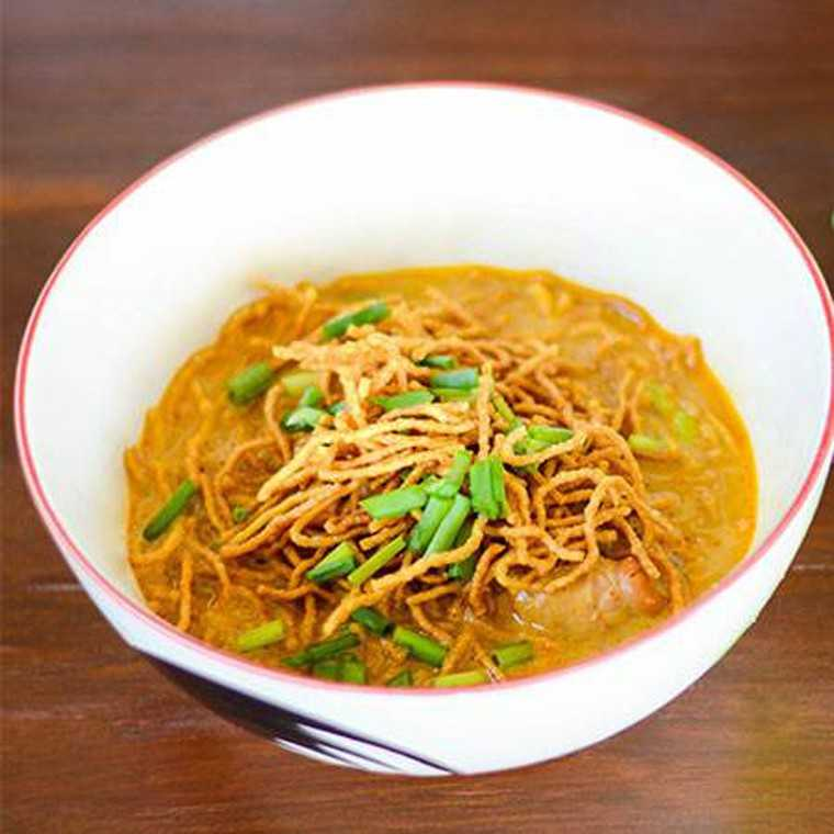 Indo-Thai soya satay