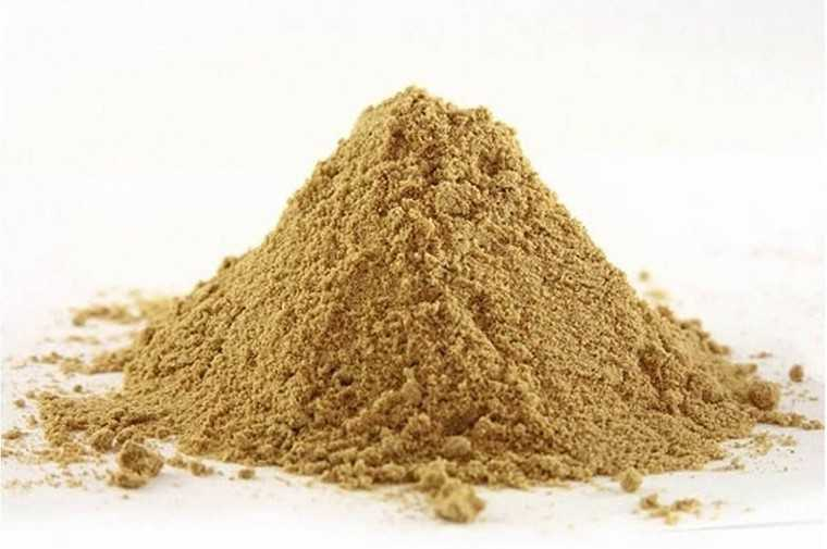 Sandalwood powder for skin