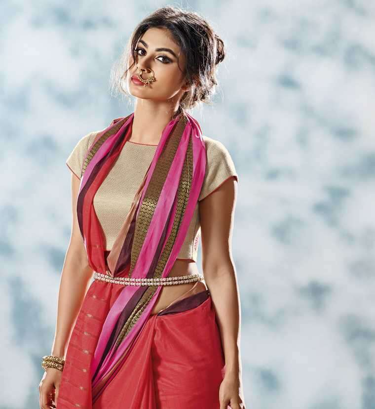 4. Saree belt