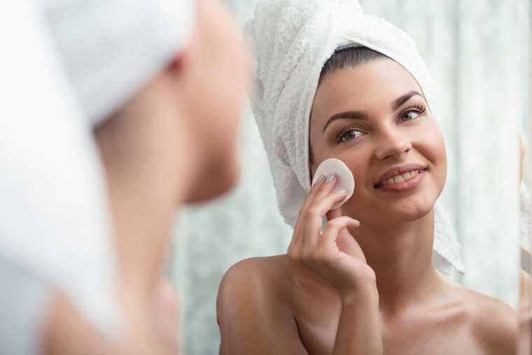 As skin toner for oily skin
