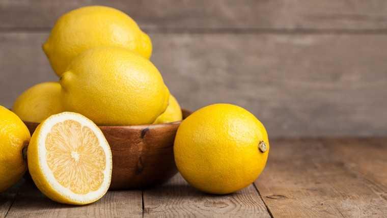 Orange and lemon peel mask