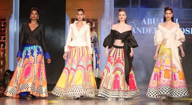 Trends At The Abu Jani Sandeep Khosla Show Femina In