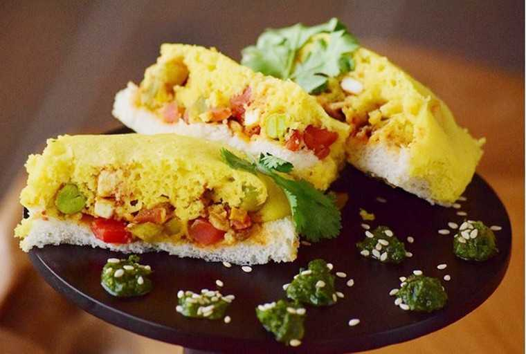 dhokla sliders
