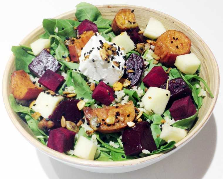 Energy Bowl Salad