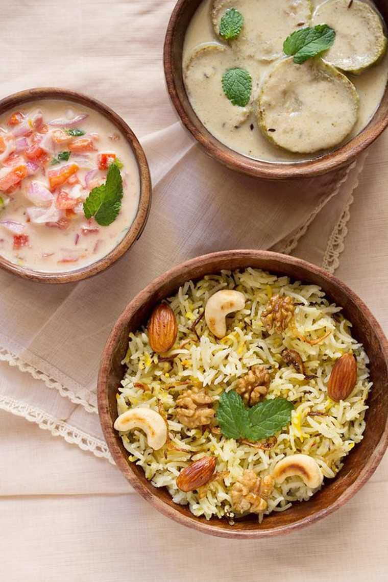 Kashmiri vegetarian dishes to make at home femina kashmiri pulao forumfinder Gallery