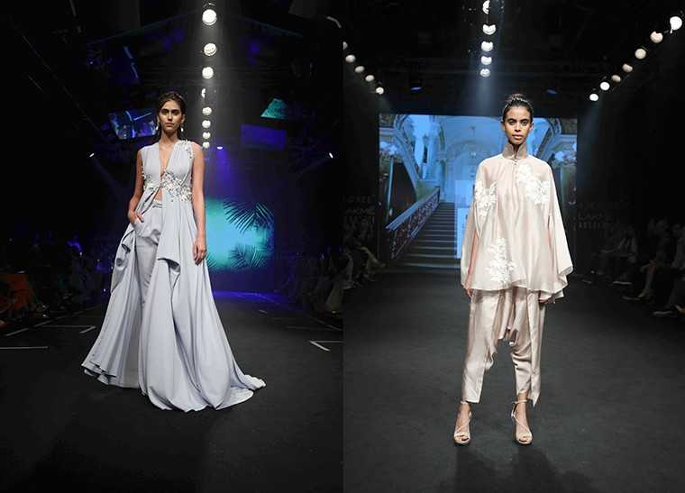 Draped pants Trend-spotting at Lakmé Fashion Week Day 5