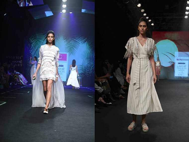 Fringes  Trend-spotting at Lakmé Fashion Week Day 5