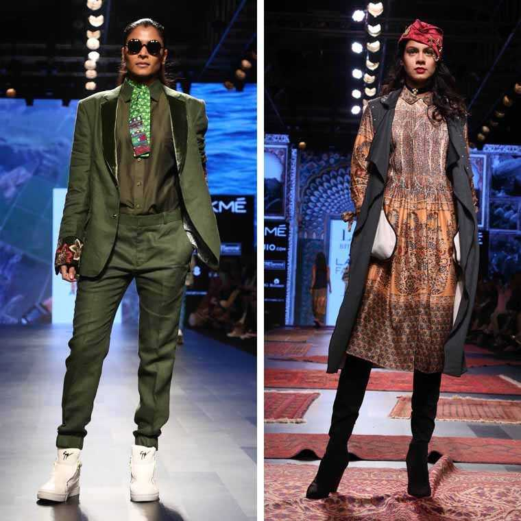 femina, Military-inspired, Ritu Kumar
