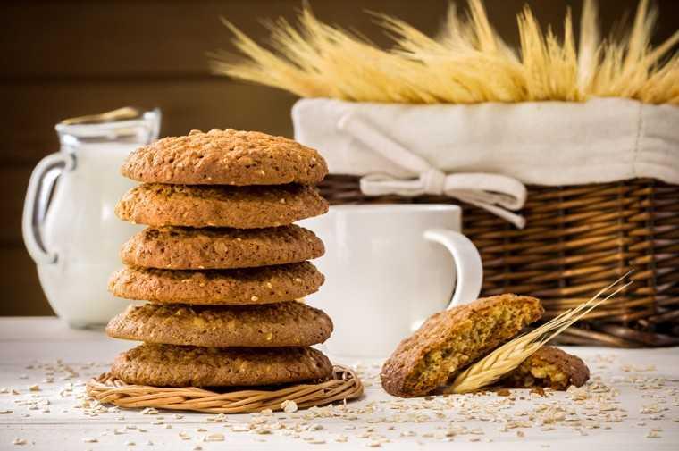Oatmeal cookie: