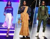 Trend-spotting: Lakmé Fashion Week Day 3