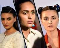 Best makeup looks from LFW day 1 and 2