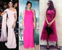 Deepika Padukone and Sridevi inspire us to think pink