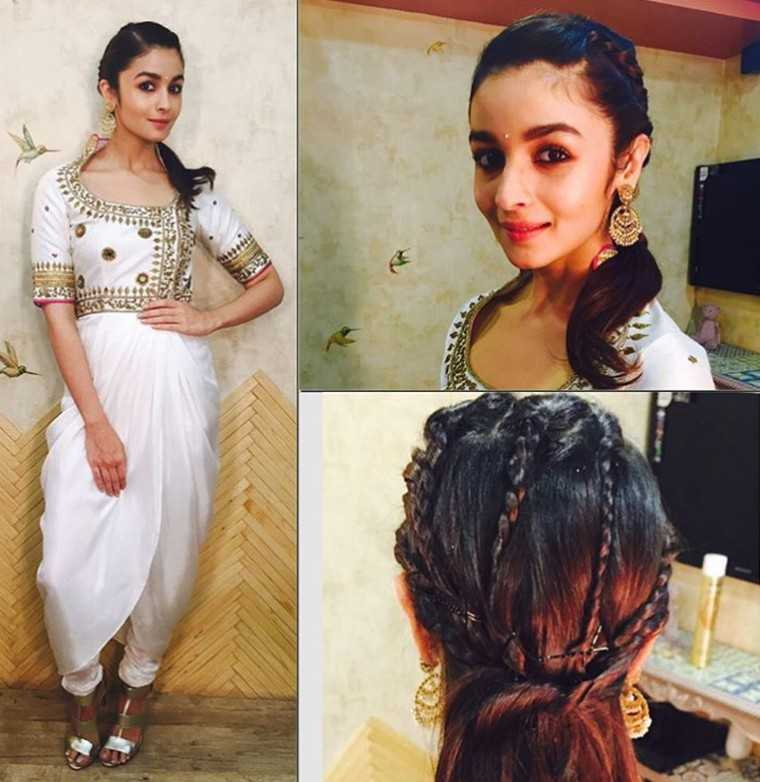 8b80368856a5f2 Alia Bhatt hairstyles  15 times wowed us with her hairstyle