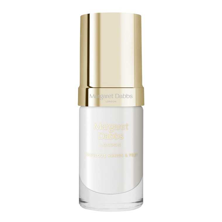 femina, Margaret Dabbs London Treatment-Enriched Nail Polish, Snowdrop