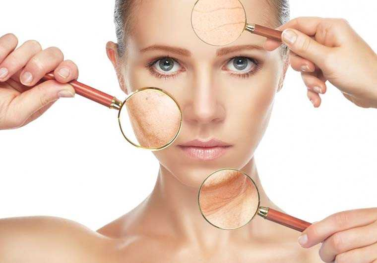 Fighting signs of ageing