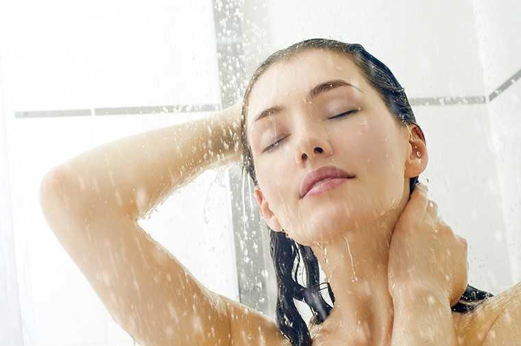 As hair rinse