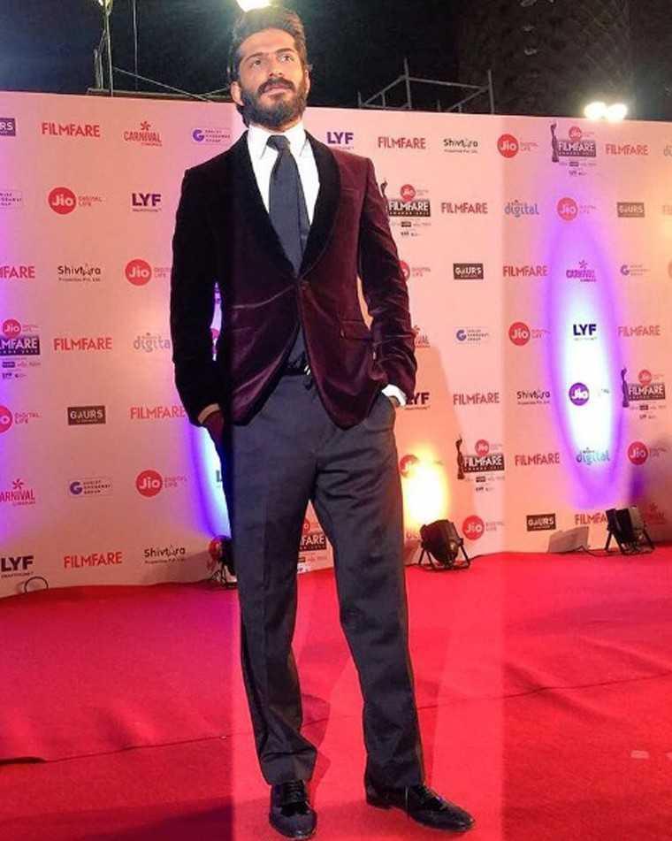 Harshvardhan-Kapoor-Jio-Filmfare-Awards-2017