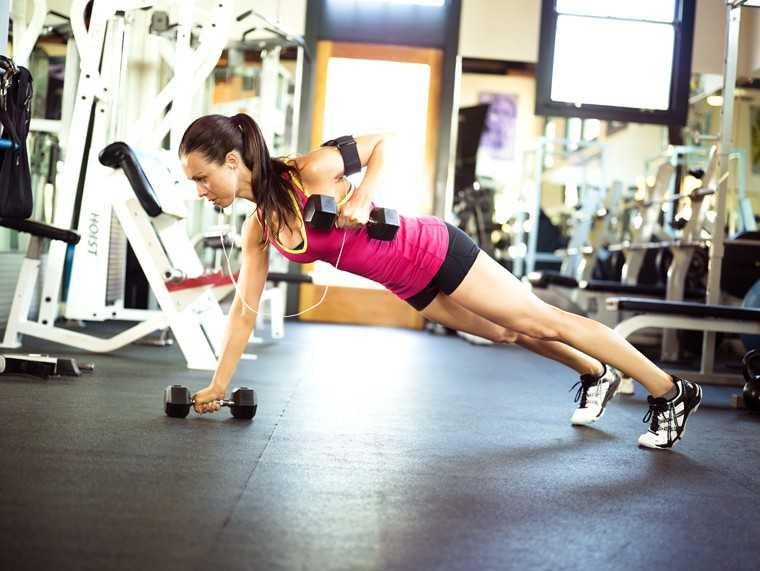 Go for high intensity workouts
