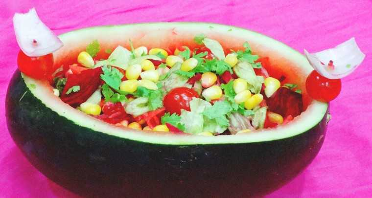 corn kernel mix salad