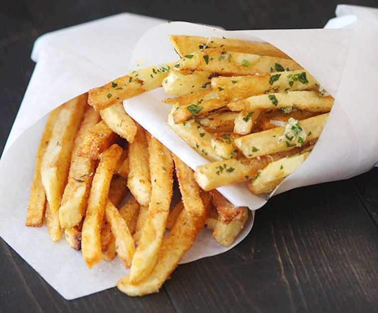 herb fries