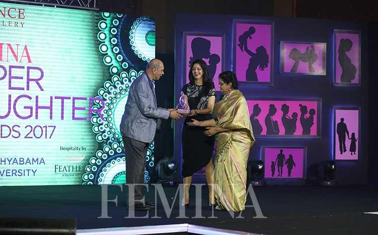 Femina Super Daughter Awards 2017