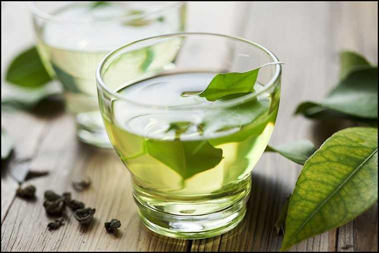 femina, green tea