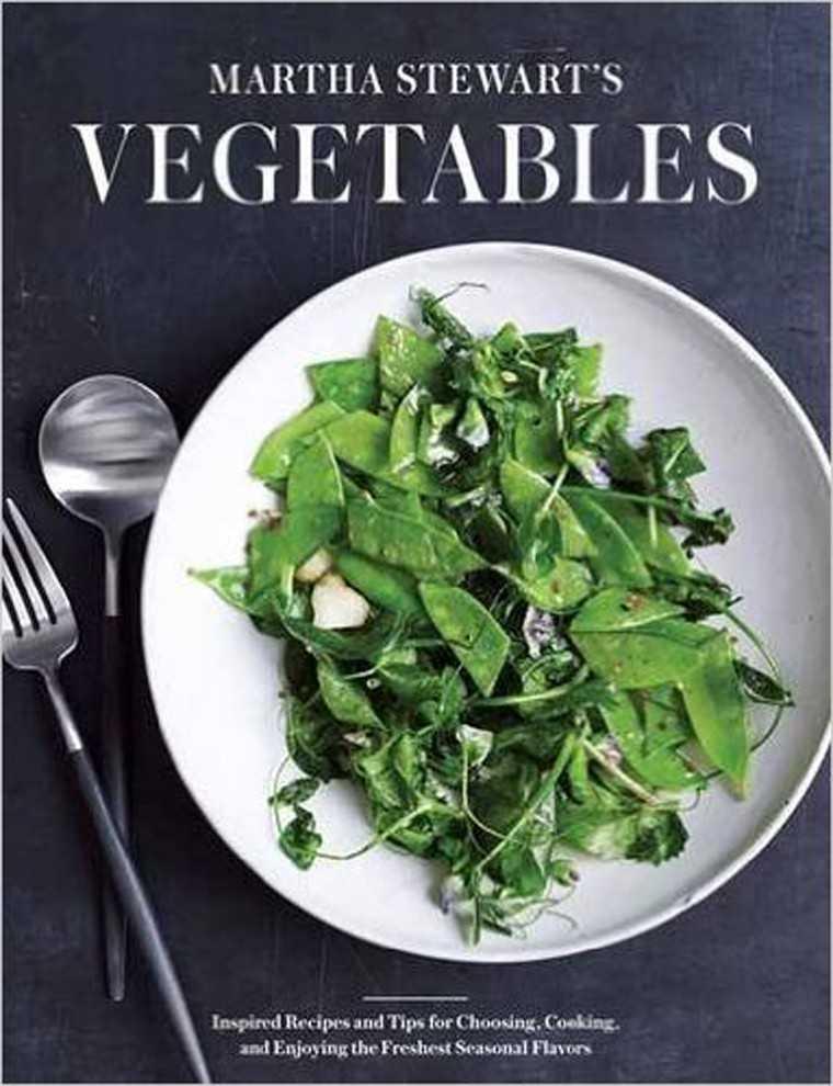 Martha Stewarts's Vegetables