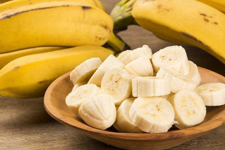 potassium rich foods bananas