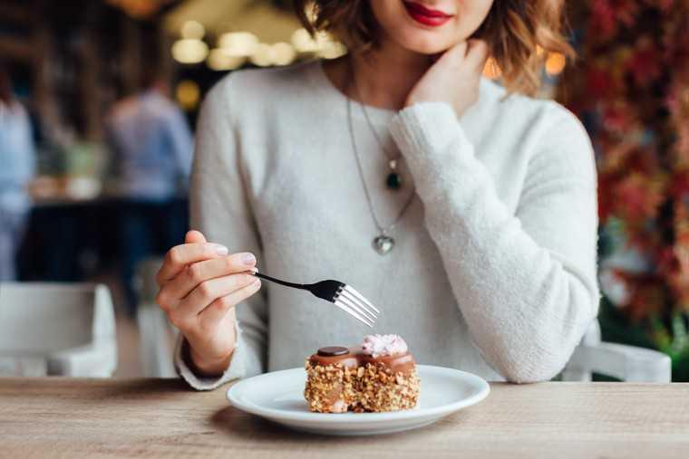Satiating sweet cravings too often