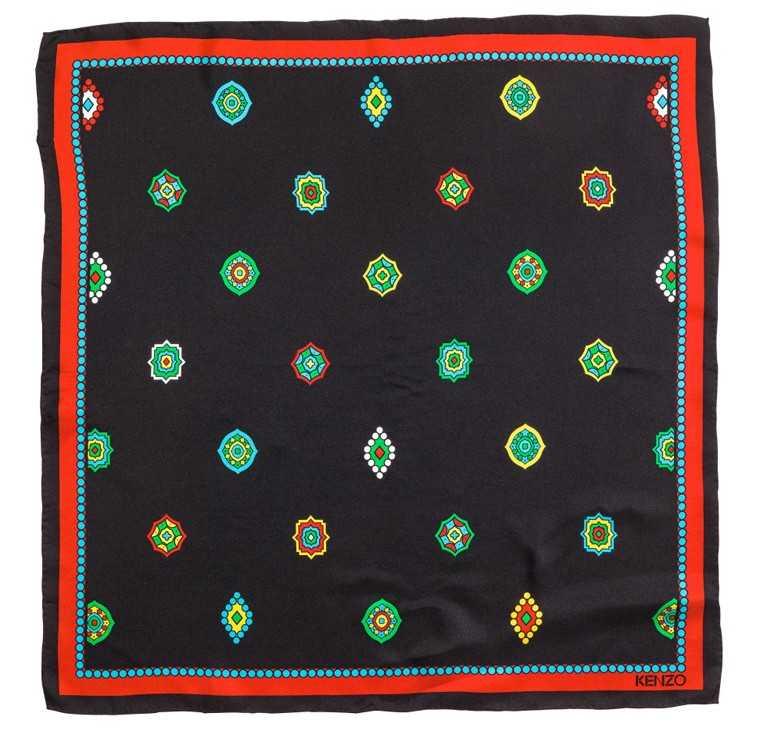Anushka's Silk scarf in Ae Dil Hai Mushkil
