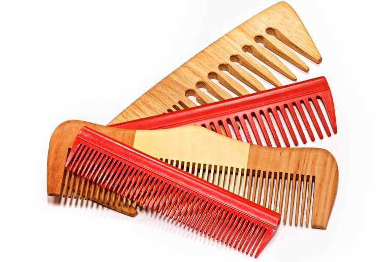 The right comb