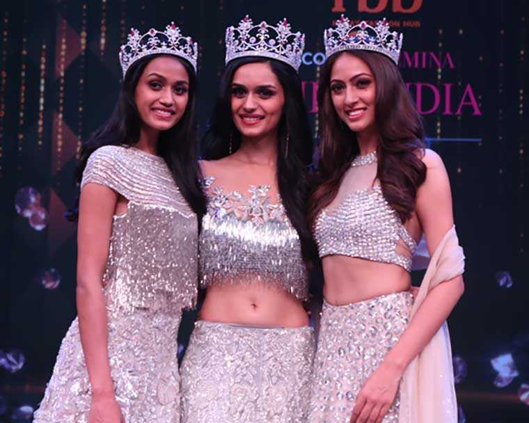 Femina Miss India winners