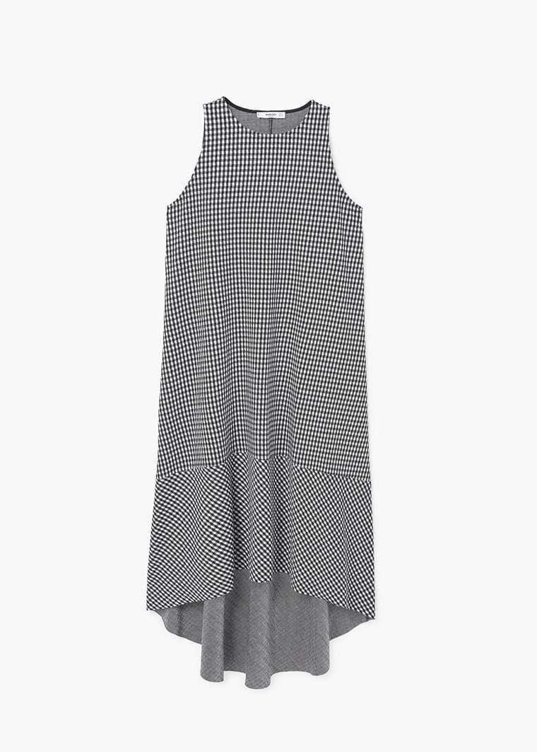 Mango Polyester blend dress