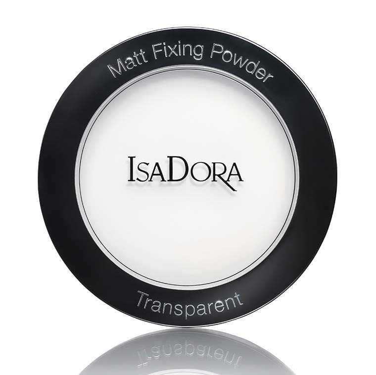 Isa Dora Matt Fixing Powder