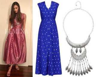 Learn to dress down your brocades like Athiya Shetty
