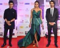 Celebs spotted at fbb Colors Femina Miss India 2017