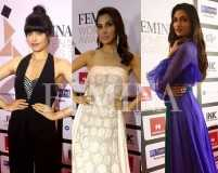 Femina Women Awards 2017: Red Carpet