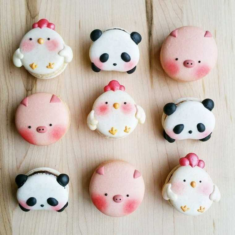 Pandas, pigs and chicks. What's not to love? By @mellyeatsworld on Instagram